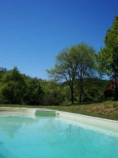 Pool at Tenuta Savorgnano