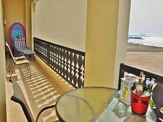 The Balcony is West Facing attracting fantastic end of day sea/sunsets from the long balcony
