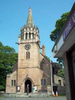 St Ebbs Church in the Village