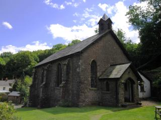 Old Trinity Church, Whitebrook