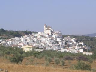 Local village (Alozaina).  Traditional spanish village. Banks, supermarkets, pubs and restaurants
