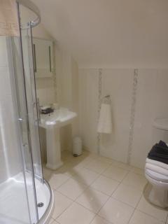 One of the en-suites
