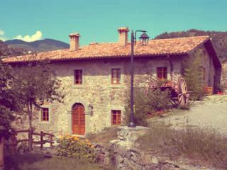 Agriturismo Borgo del Sole, apartment Aia Vecchia, San Romano in Garfagnana