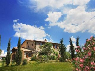 Villa il Poggio di Castellina - Charming Villa close to Beach and Cities, A/C & panoramic Pool, Bettolle