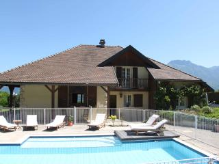 Chalet Elicer, Annecy