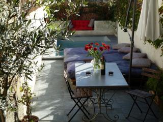 3 bedroom house private pool, Montlaur