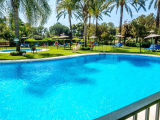 Luxury 2 bed apartment in Elviria near Marbella.