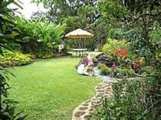 The Secret Garden Room Studio Apartment in Wailua, Kapaa