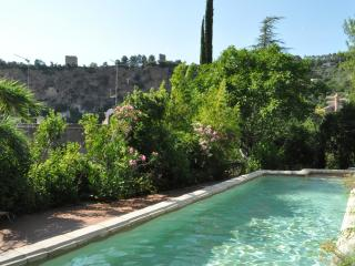 Provencal Manor in the village, with private pool, Cotignac