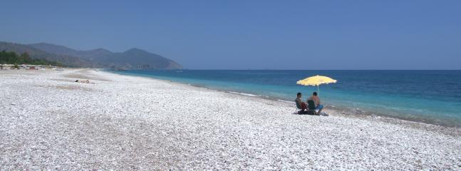 Beach at Cirali