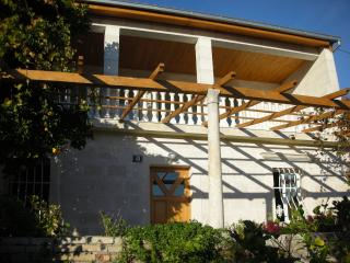 Villa Grace - seafront beach family holiday home