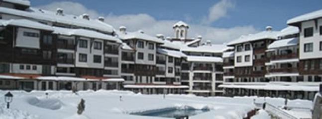 Complex in winter