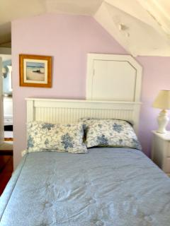 Charming Master Bedroom with adjacent full bath