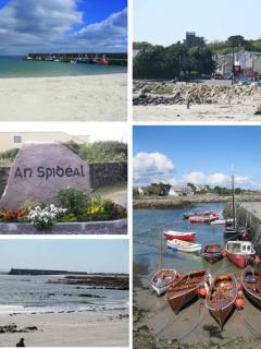 Various Spiddal Pics