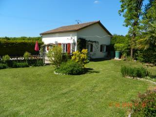 Pinewood Cottage Civray France