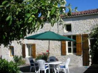 Apple Tree Cottage, Gemozac