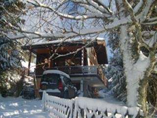 Chalet Le Raccard - 4 bedrooms - sleeps up to 10, Log Fire, beautiful chalet