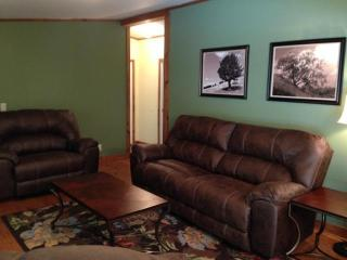 Beautiful, exceptionally clean Bobcat Cabin | 30 mins from Hocking Hills & OU