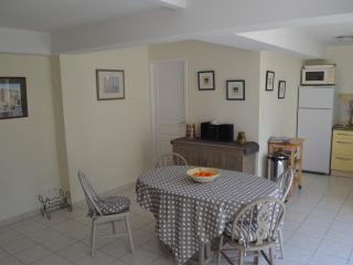 Indoor dining area in Olive Tree