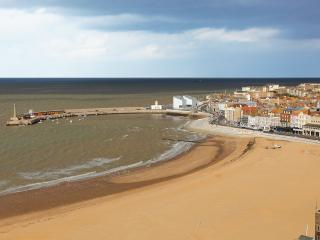 Dreamland Lets Kent seaside 3 bedroom holiday flat, Margate