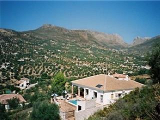 La Roca, Alcaucin