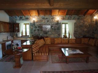 Interior of two bedroom detached villa