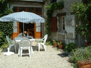 Rural farm cott suit 2 couples/family n Chenonceau, Saint-Georges-sur-Cher