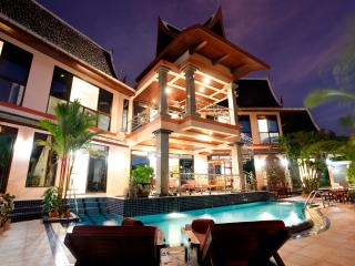 Kata Sea View Thai Style Villa Private Pool/Chef!
