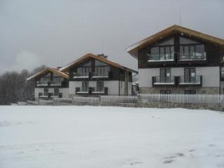 View of Chamkoria Chalets Complex