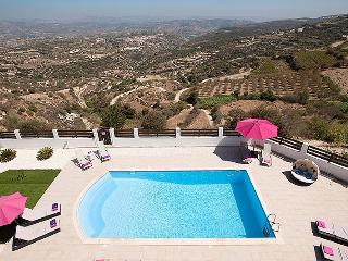 Villa Arcadia-stunning villa with private pool & breath taking views!!!