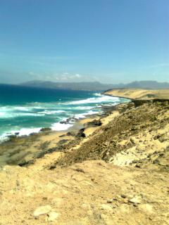 Protected Conservation Area Near La Pared