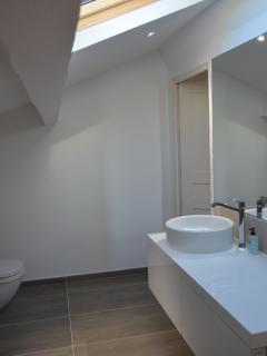Bedroom 4 new en-suite