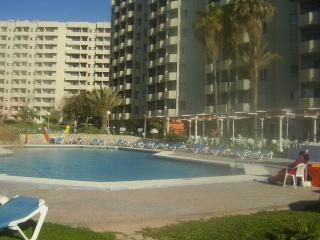 Beautiful beach-front studio in Hotel Timor Sol, Torremolinos