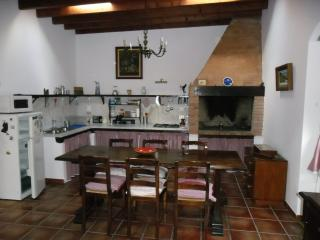 Cocina casita El Aljibe