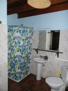 Baño casita El Aljibe