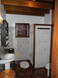 Baño casita La Destiladera