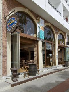 Larnaca Sea Front Restaurants