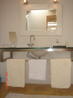 Shower Room adjacent to third bedroom