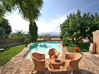 4 bedroom Villa in Buger, Mallorca : ref 3867