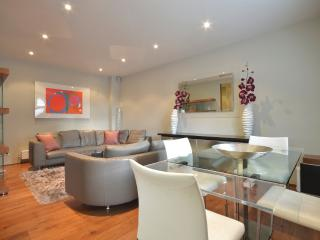 2 bed town house with a roof terrace, London