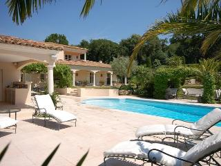4 bedroom Villa in Gassin, Saint Tropez Var, France : ref 2017965