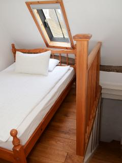 Eagle's Nest bedroom