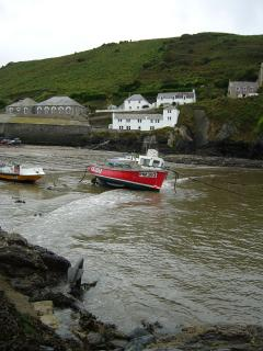 Nearby Port Isaac - Setting for TV's 'Doc Martin' series