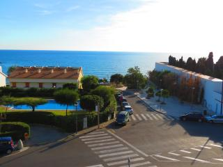 Large apartment with sea view, Sitges