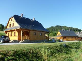Idyllic Log Cabins - Roubenky pod oborou, Loucna nad Desnou