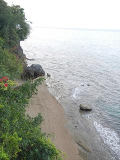 View of the beach From 2nd Floor