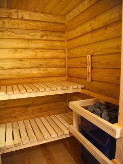 CAMBRE - sauna