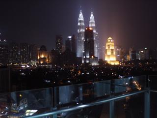 PETRONAS TOWER VIEW@haYATsTAY  SETIASKY, Kuala Lumpur