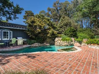 Luxurious Montecito home with pool, spa, and 4 master suites - Montecito Country Charmer