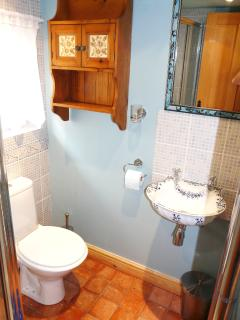 Shower Room with WC